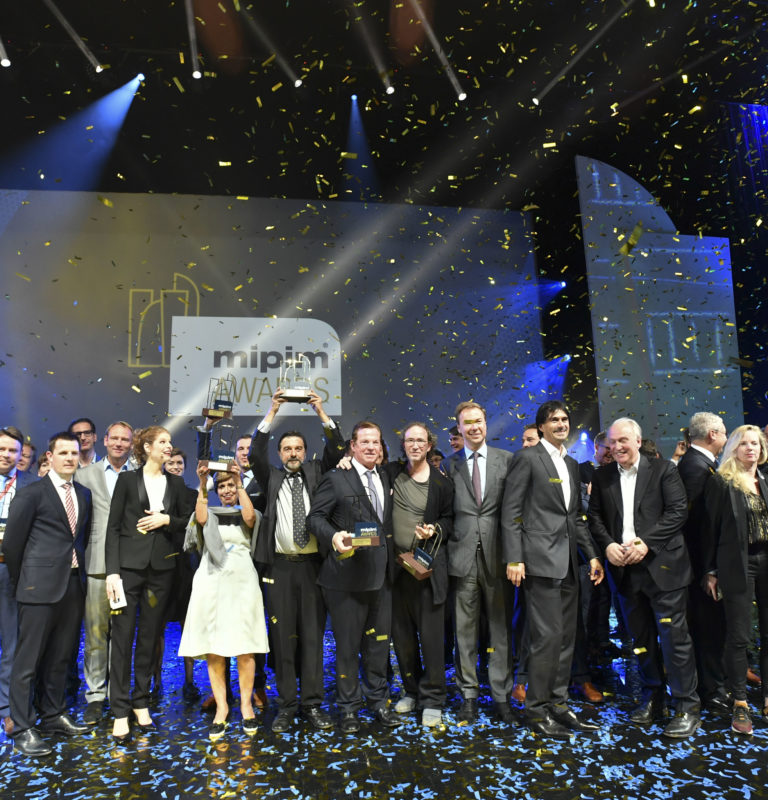 MIPIM AWARDS 2017 CEREMONY - THE WINNERS