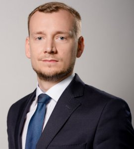 Piotr Kucharczyk, M&A Director at JP Weber