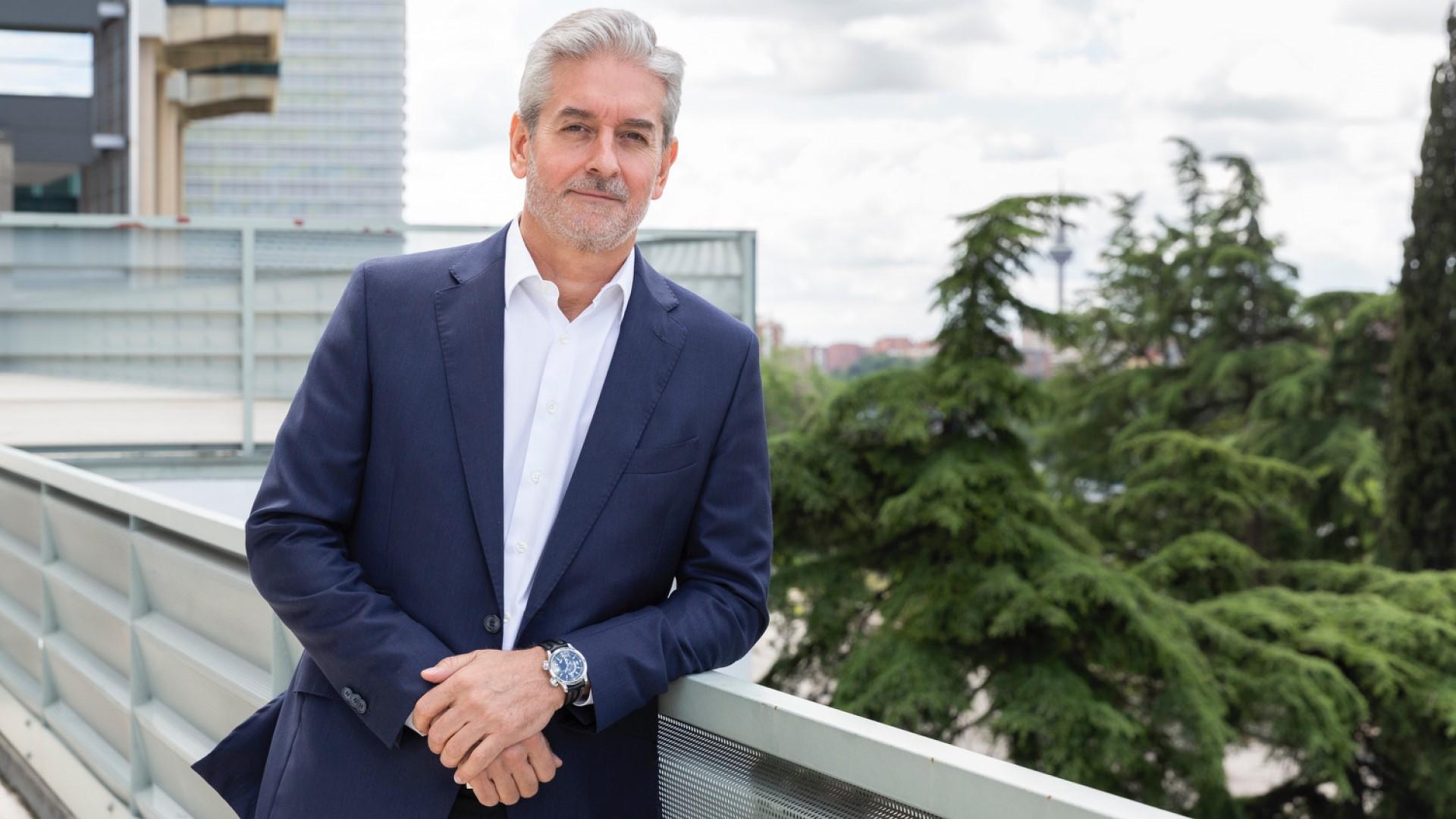 Antonio Moreno, Managing Director Central & Eastern Europe, Alstom