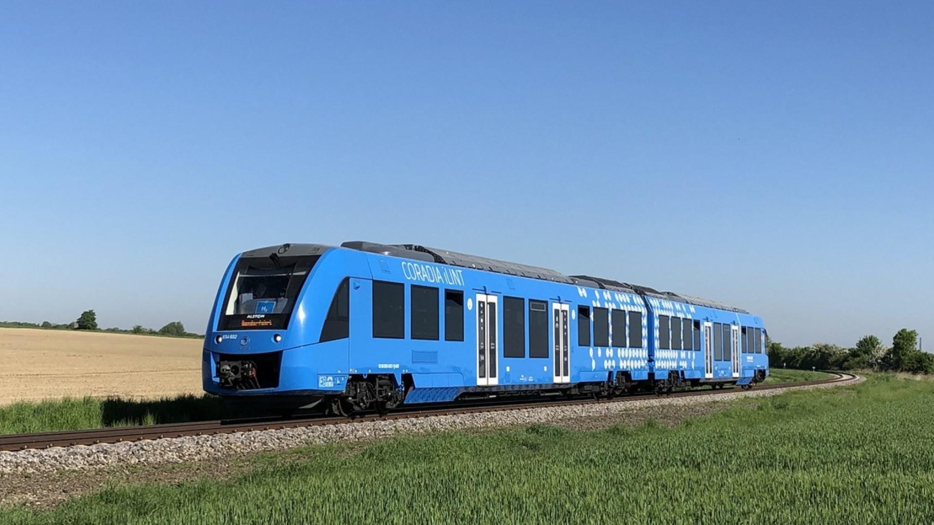 The Coradia iLint is the world's first hydrogen-powered train. According to Antonio Moreno, Poland can expect its first hydrogen train in the near future.