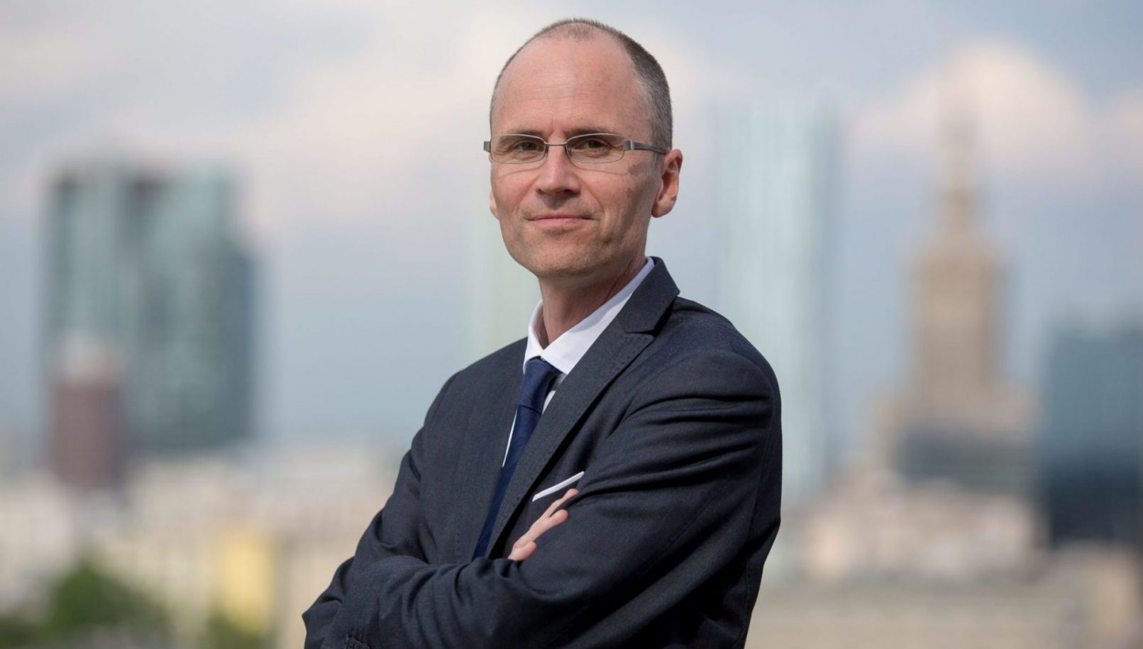 Harald Jeschek, Managing Partner of real estate developer Karimpol Group