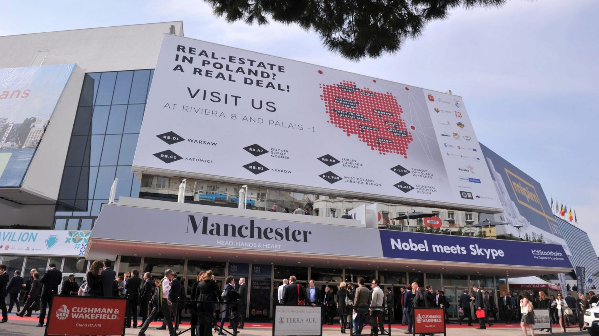 MIPIM 2019, the 30th edition of the event, attracted over 28,000 professionals from around the world